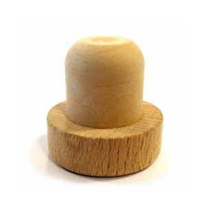 19.5mm Natural Wooden Synthetic Stopper