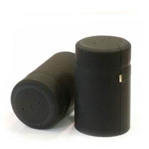 30.5x50 Matt Black PVC Shrink