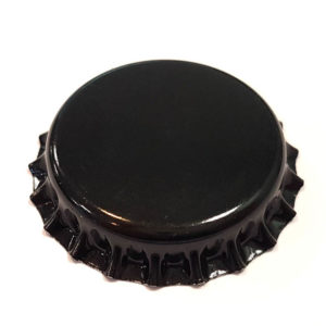 Black Beer Crown 26mm