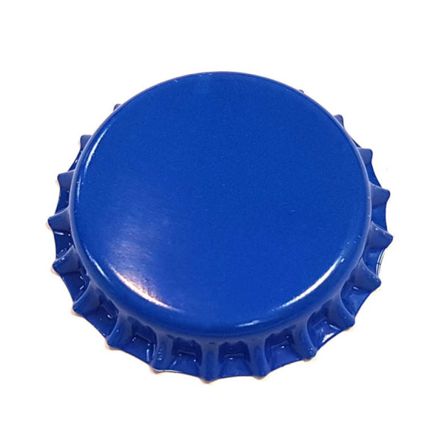 Blue Beer Crown 26mm