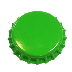 Green Beer Crown 26mm