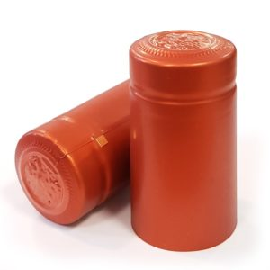 PVC Harvest Copper 30.5 x 58mm