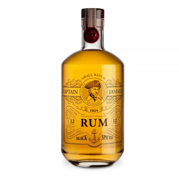Pacho 700ml Rum Finished Example