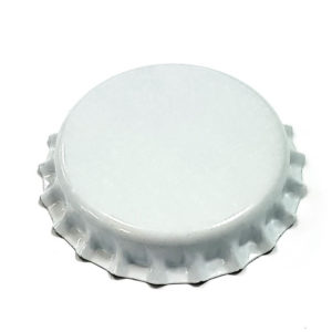 White Beer Crown 26mm