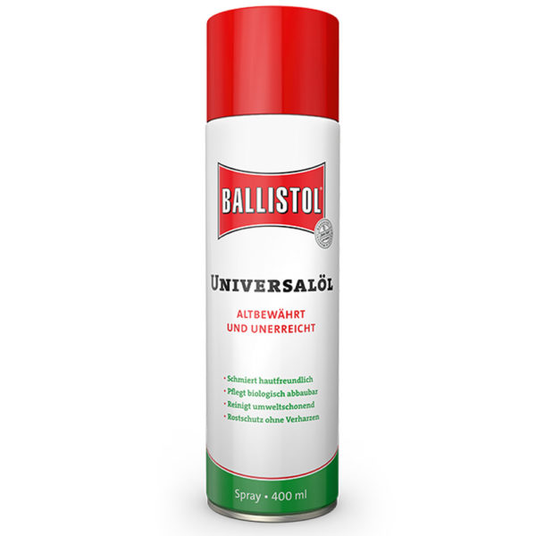 Ballistol Universal Oil Spray 400ml