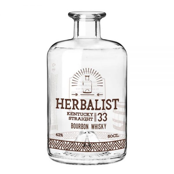 Herbalist 500ml Finished Example