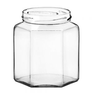 Vaso Esagonale 390ml