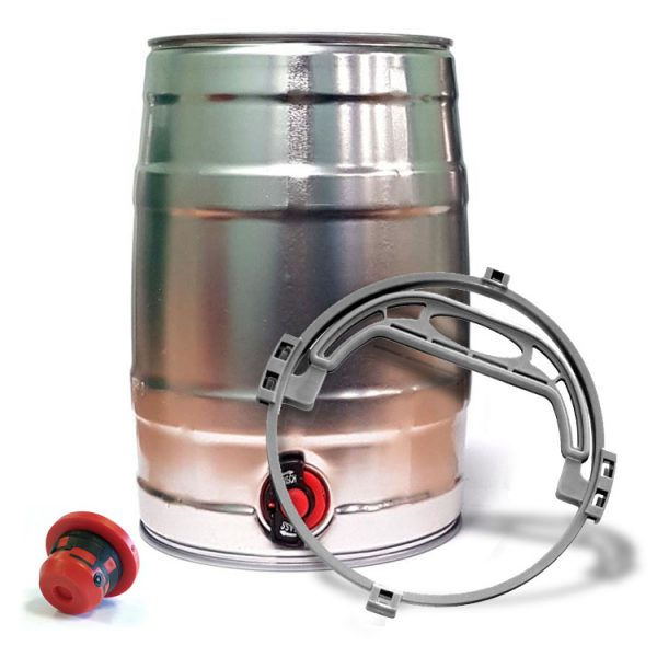 Mini Keg Bundle