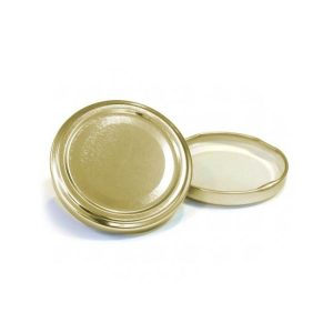 JC6082 66mm Gold twist off lid